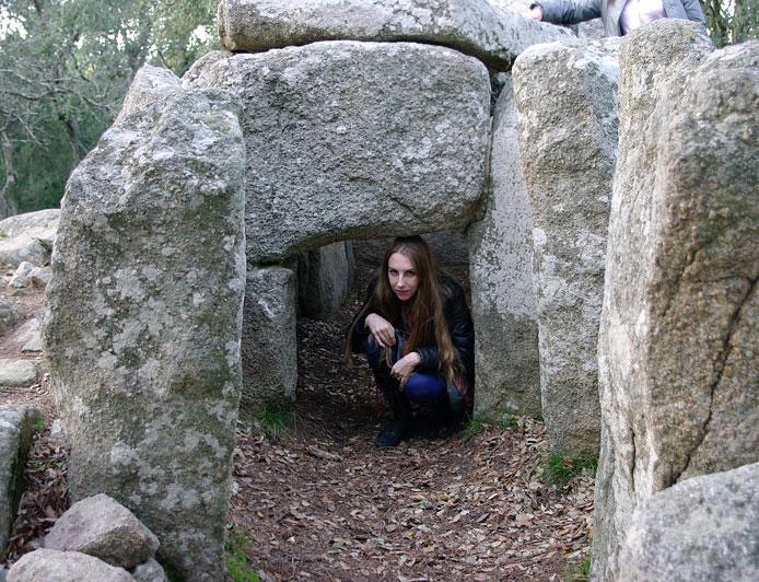 Dolmen de la Cova Del Daina