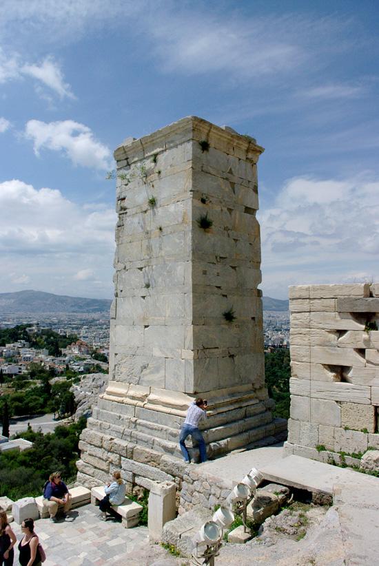 Афины.Акрополь