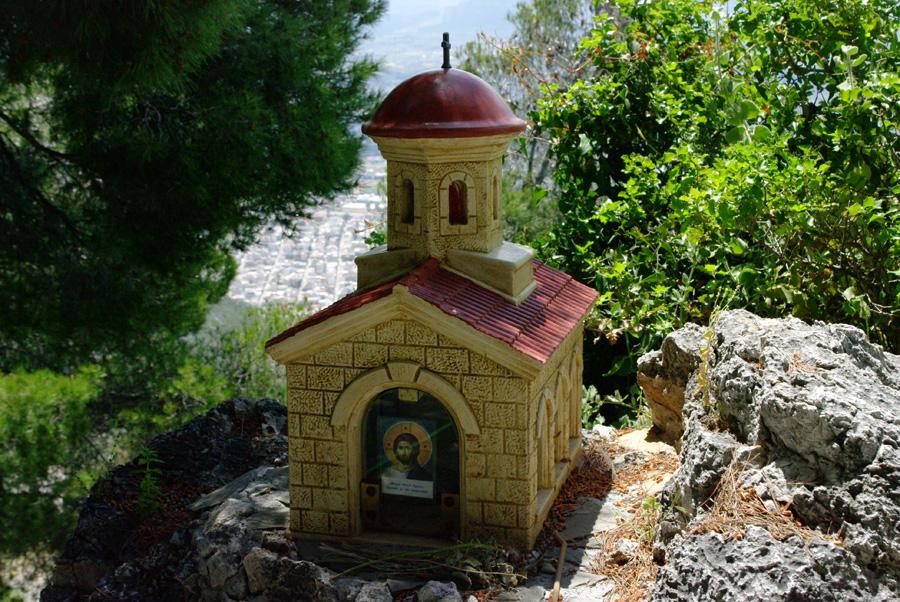 По дороге в монастырь святого Потапия