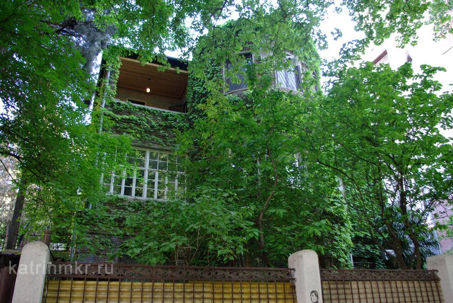 Ваке. улица Irakli Abashidze (бывшая улица Барнова)