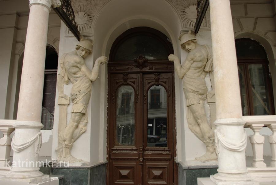 бывший проспект Плеханова