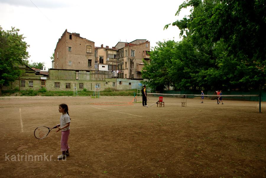 Тбилиси. Дворы бывшего проспекта Плеханова