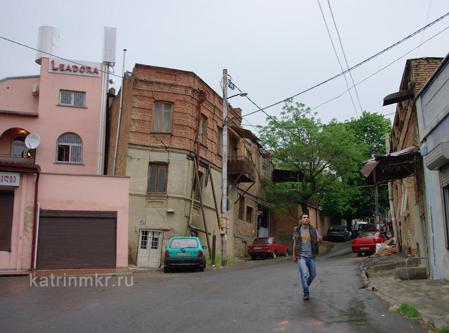 Тбилиси. Авлабар.