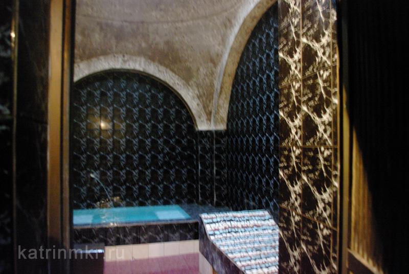 Тбилиси. Серная баня.