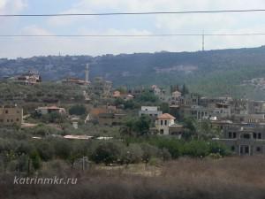 Израиль. Арабские города на севере.